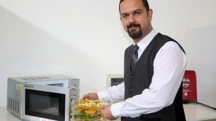 Ev hanımlarının işini kolaylaştıracak! Türkiye'de üretildi