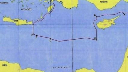 Fransa, İtalya ve Rum Kesimi'nden küstah Doğu Akdeniz hamlesi