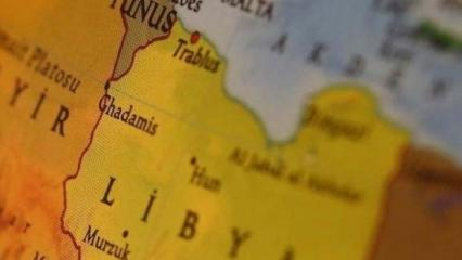 Libya'da son dakika gelişmesi: Darbecilere bomba yağdı!