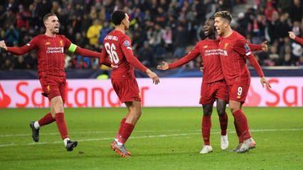 Liverpool sürprize izin vermedi! Lider bitirdi...