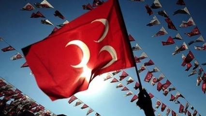 MHP'den 'Gelecek Partisi' açıklaması: Yapraklar sürüklenip savrulacak