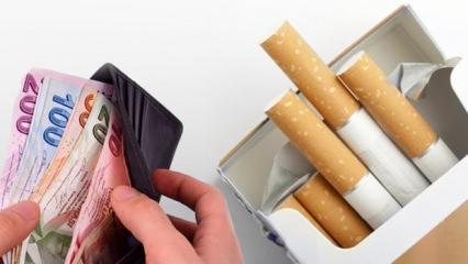 2020 Sigara fiyatlarına zam gelecek mi? Gündemde olan zamlı sigara fiyat listesi...