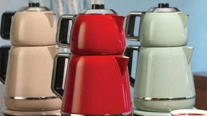 Çay makinesi modelleri ve fiyatları 2020
