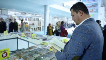 Bursa Büyükşehir Belediyesi Kitap Fuarı kapılarını açtı