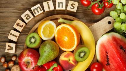C vitamini nedir? C vitamini eksikliğinin belirtileri nelerdir? C vitamini hangi besinlerde bulunur?