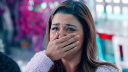 Hayranlarından Hande Erçel'i ağlatan sürpriz! Arakan'a su kuyusu açtırdılar