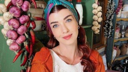 Kuzey Yıldızı İlk Aşk dizisinde oynayan Aslıhan Güner'den İsmail Demirci'li paylaşım!