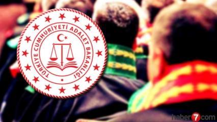 ÖSYM Adalet Bakanlığı Hakim ve Savcı Adayı sınav giriş belgesini yayınladı