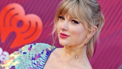 Taylor Swift 30 yaşına girdi! İşte 30. yaşına özel paylaşımı