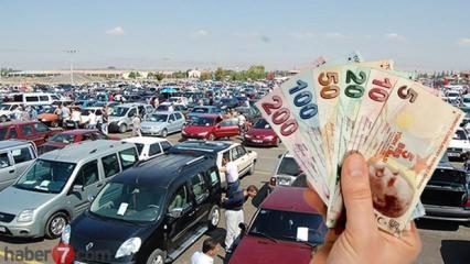30 bin TL altı araç modelleri: Uygun fiyata ikinci el arabalar!