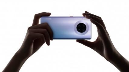 Huawei Mate 30 Pro Türkiye'de satışa çıkıyor