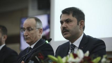 Bakan'dan Kanal İstanbul açıklaması: İBB'nin çekilme hakkı yok