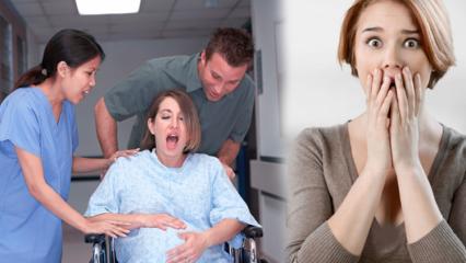 Doğum korkusu için en tesirli dua! Normal doğum korkusu nasıl yenilir? Doğum stresi ile başa çıkmanın yolları