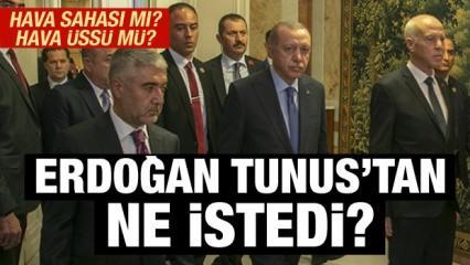 Erdoğan'dan Tunus sürprizi: Libya'da ateşkes mi, ortaklık mı?