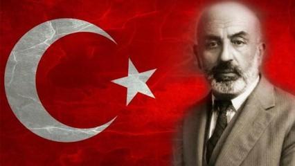 Mehmet Akif Ersoy kimdir? İstiklal Marşımızın yazarı Mehmet Akif Ersoy hayatı