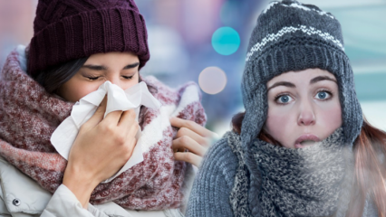 Soğuk alerjisi nedir? Soğuk alerjisinin belirtileri nelerdir? Soğuk alerjisi nasıl geçer?