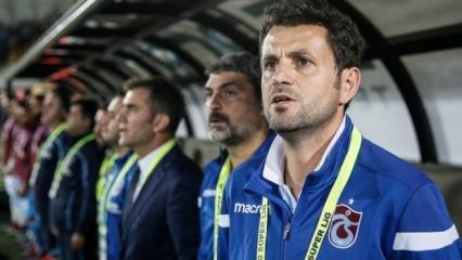 Trabzonspor'dan teknik direktör kararı