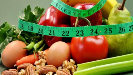 Yağ yakan diyet hangisi? Hızlı kilo verdiren 5 günlük yağ yakıcı diyet listesi