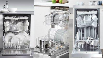 2020 En iyi bulaşık makinesi modelleri