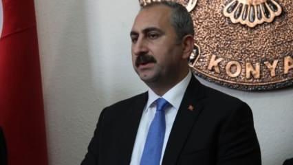 Abdülhamit Gül: Yeni bir dönem başlıyor! Ceza adaleti sağlanacak