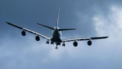 ABD'den İran'a uçuş yasağı