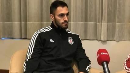 """Ruiz'den itiraf! """"Futbol hayatımda hiç..."""""""