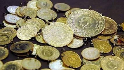 18 Ocak altın fiyatları kritik seviyede! Çeyrek altın ve gram altın bugün ne kadar?