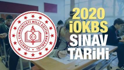 2020 İOKBS sınavı ne zaman? Bursluluk sınavı başvurusu nasıl yapılır?