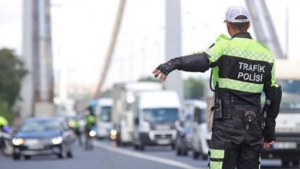 2020 trafik cezaları ne kadar? Hız limitleri ve trafik cezaları tablosu...
