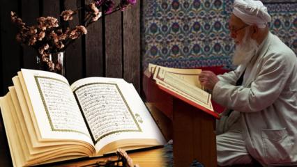 Kuran-ı Kerim'de hangi sure kaçıncı cüz ve sayfada? Kuran-ı Kerim sureleri
