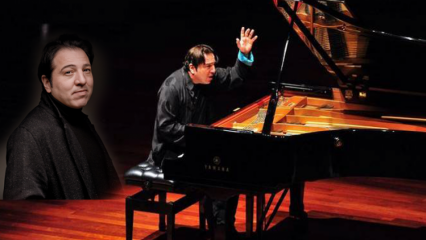Dünyaca ünlü piyanist Fazıl Say 50 yaşına girdi!