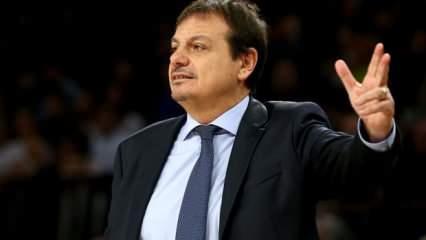Ataman: Oyuncularımla gurur duyuyorum