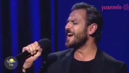 Çukur'un Vartolusu Erkan Kolçak Köstendil şarkı söyledi!