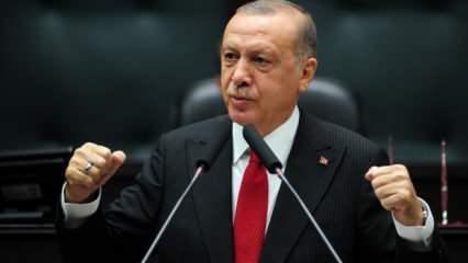 Erdoğan'dan son dakika açıklaması: Başvurular 1 milyonu geçti!