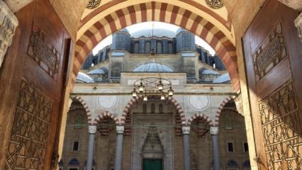 Selimiye Caminin tarihi ve hakkında bilinmeyenler