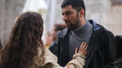 Sefirin Kızı 5. bölüm 2. fragman geldi! Nare 5. bölümde Sancar Efe'ye koştu...