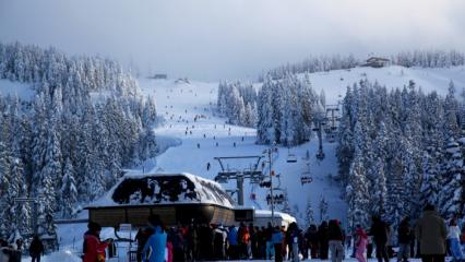 Yurduntepe Kayak Merkezi'ne nasıl gidilir? Kastamonu'da gezilecek yerler