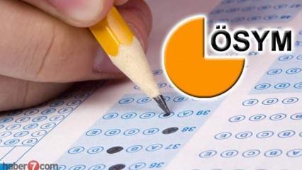2020 DGS sınavı ne zaman? Dikey Geçiş sınavı başvuru tarihleri