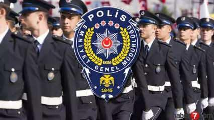 27. dönem polis alımı başvuruları ne zaman başlayacak? POMEM PÖH 2020 polis alım şartları!
