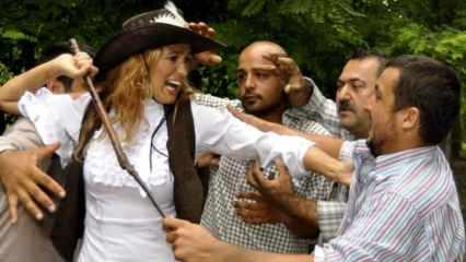 27 kişinin izlediği 'Laz Kit'in oyuncusu Tuğba Özay'dan şaşırtan açıklama!