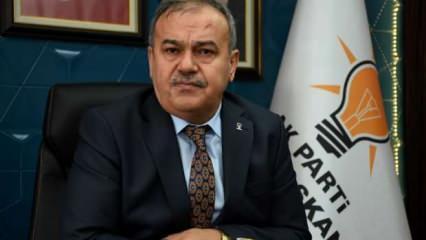 AK Partili Başkan'dan duygulandıran deprem açıklaması