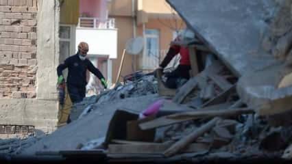 Elazığ'dan acı haber: Can kaybı 39'a yükseldi