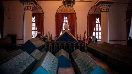 İlk payitaht Bursa'ya ziyaretçi akını