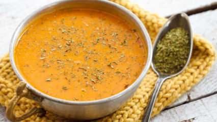 Lokanta usulü ezogelin çorbası nasıl yapılır?