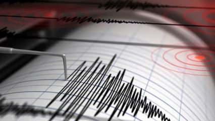 Kandilli Rasathanesi'nden son dakika açıklama: Manisa'da korkutan deprem