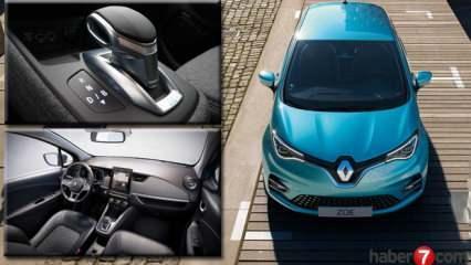 Renault elektrikli aracı Zoe II modeli ile satış rekoru kırdı