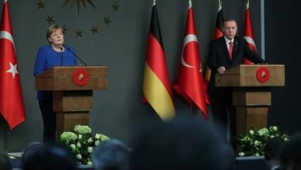 Son dakika haberi: Erdoğan 'ben anlaşma yapmam' deyip AB'ye Libya restini çekti!