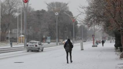 Son Dakika Haberi: İstanbul için kırmızı alarm...İşte kar yağışı beklenen ilçeler