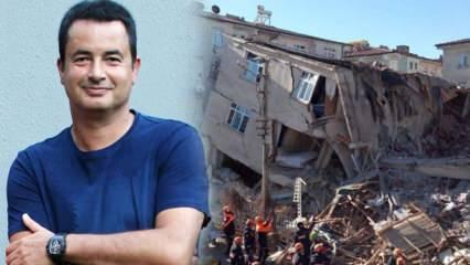 Acun Ilıcalı'nın yardım kampanyası 73 milyon TL'ye ulaştı