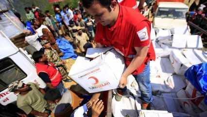Doğal afet durumunda yardım desteği nasıl yapılır? Yardımda bulunmak için öneriler